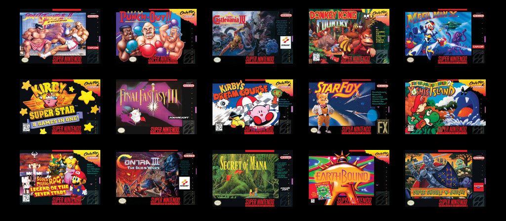 What game in the SNES Classic could you honestly do without? screenshot
