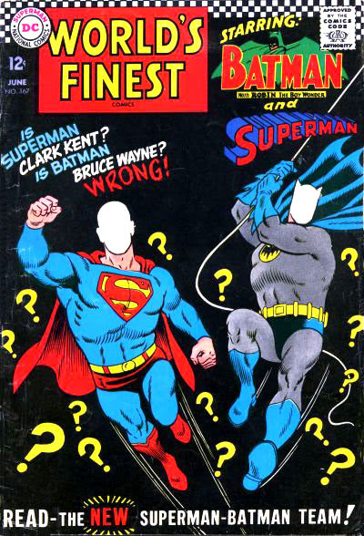 World's Finest #167