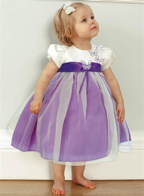 Lela Baby Purple Bridesmaid Dress   dresses (6 18 months