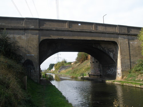 Crankhall Lane Bridge, Walsall, Tame Valley Canal