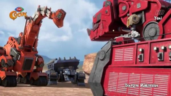 Dinozor Makineler 5 Bölüm Izle
