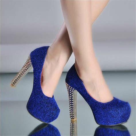 Online Get Cheap Royal Blue Heels  Aliexpress.com