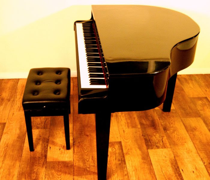 Baby Grand Piano Available Phillip Keith Professional Wedding Pianist
