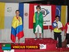 Atleta jundiaiense de 10 anos conquista título do sul-americano juvenil de squash – sub 11