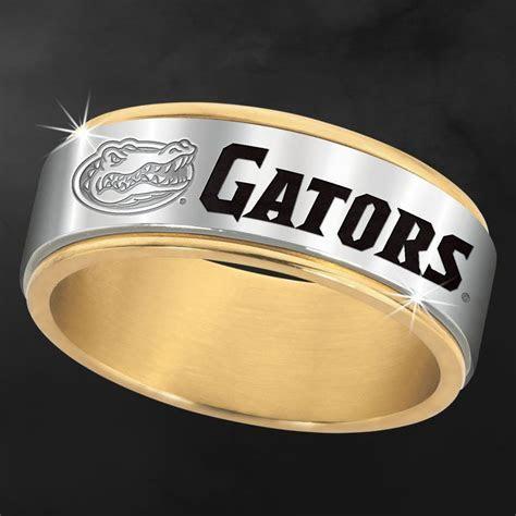 Florida Gators Spinner Ring   Heather's wedding ideas