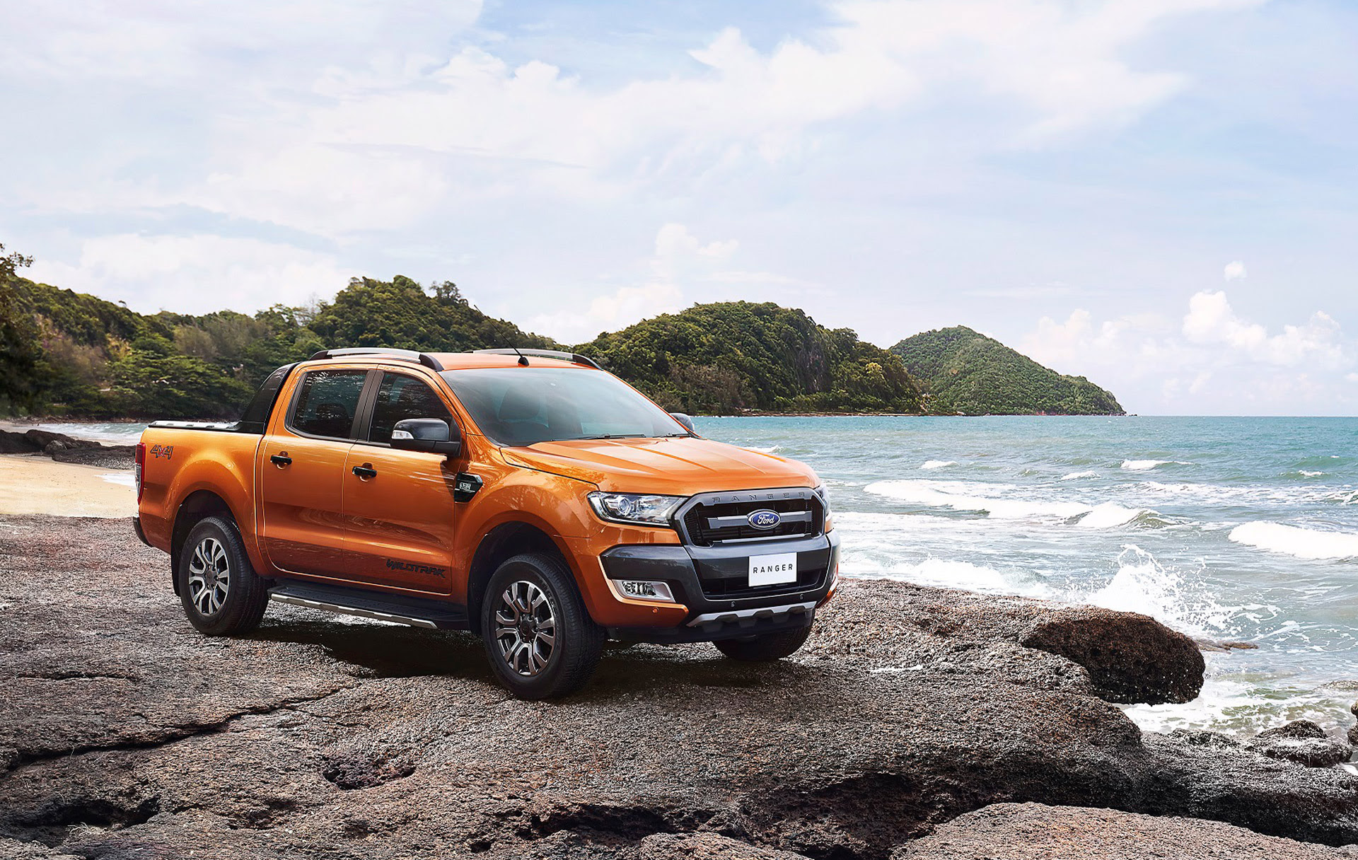 Ford Ranger Mid-Size Pickup May Return To U.S. In 2018