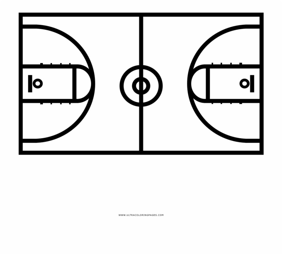 Basketball Courts Wiring Diagram