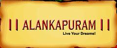 Alankapuram at Alandi - logo