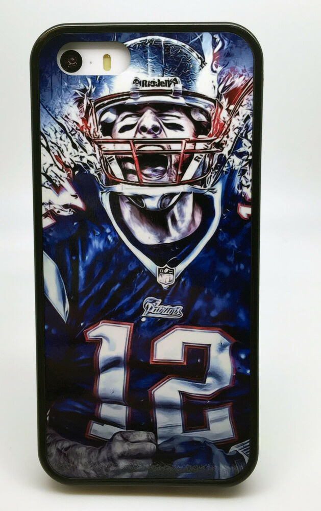TOM BRADY NEW ENGLAND PATRIOTS NFL PHONE CASE FOR IPHONE 7 6S 6 PLUS 6 5C 5S 4S eBay