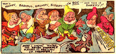 Thumper Meets the Seven Dwarves