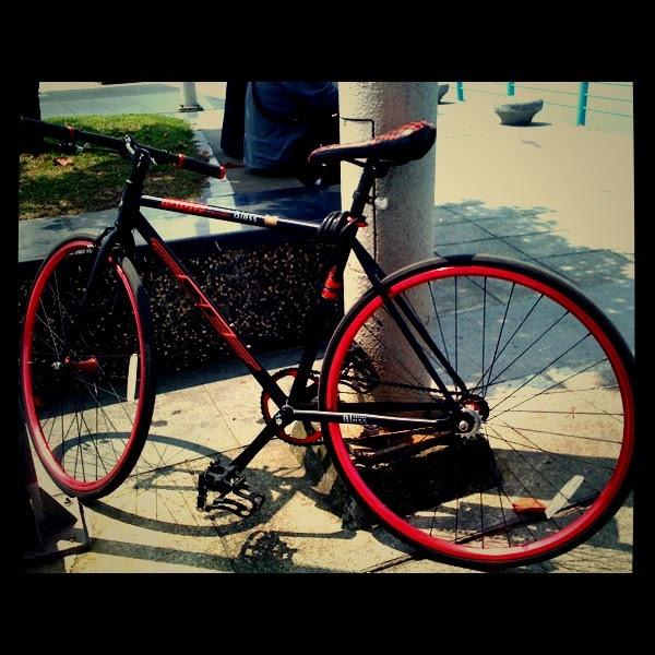 騎單車到大稻埕