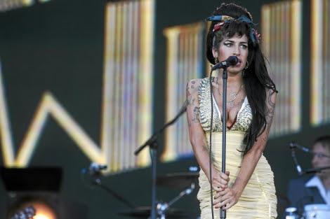 La cantante durante el Festival Rock in Río. | Sergio González