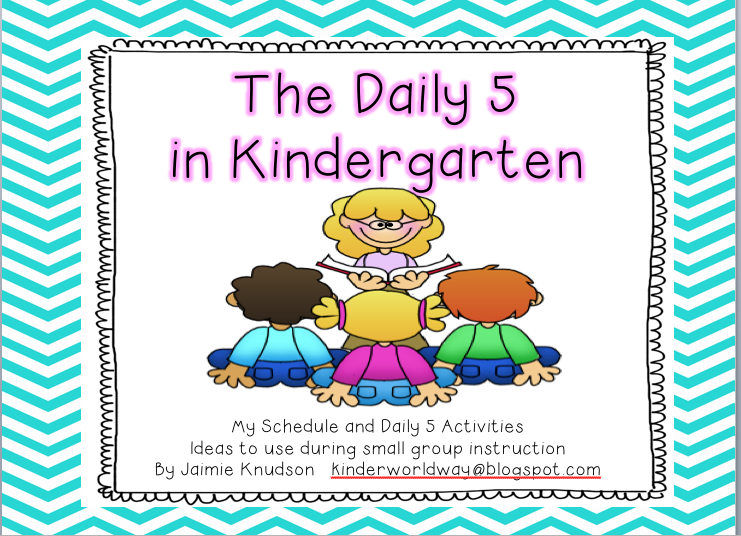 1000+ images about School: Daily 5 and CAFE on Pinterest | Work on ...