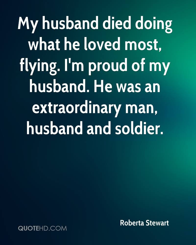 Roberta Stewart Husband Quotes Quotehd