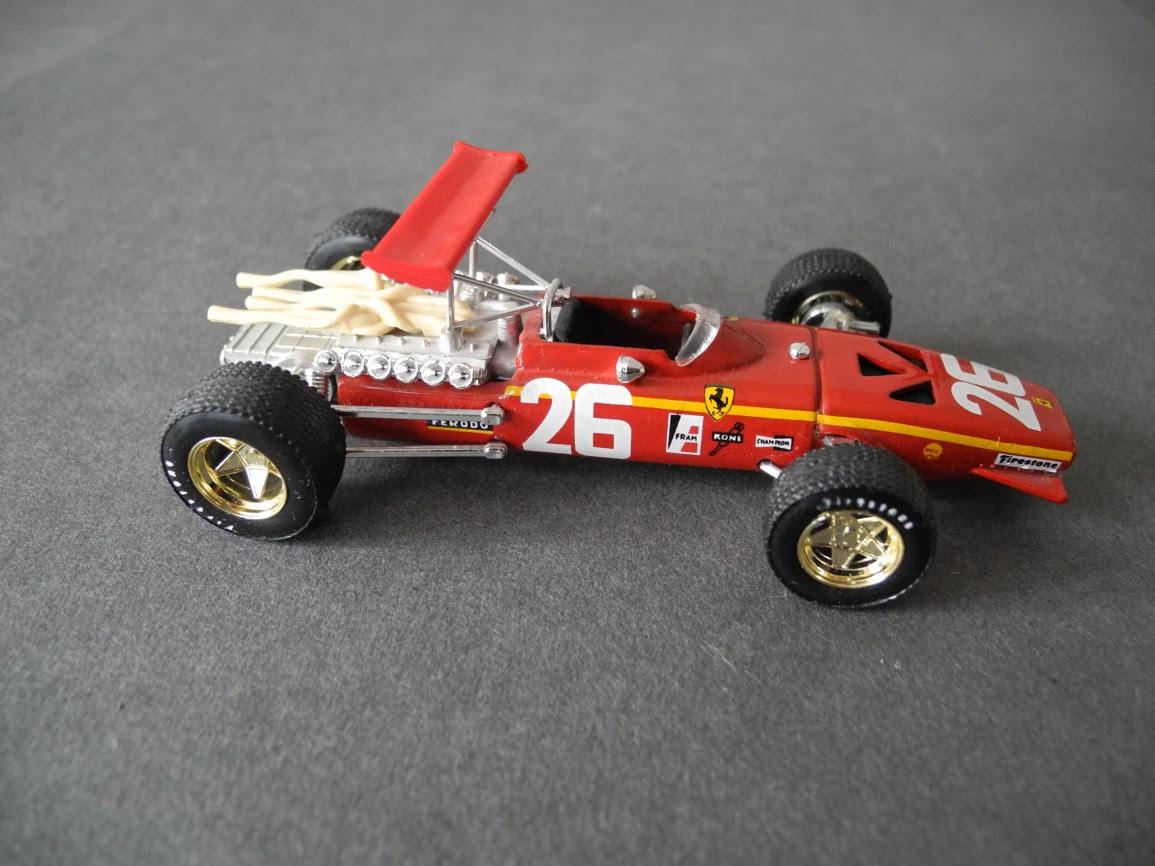 1968 Ferrari 312 F1-68