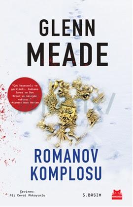 romanov-komplosu-glenn-meade