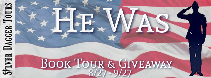 Book Tour Banner for historical suspense novel He Was from the Ray Lafayette series by Thomas William Lowrie with a Book Tour Giveaway