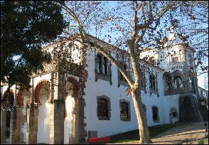 Evora's Dom Manuel Palace