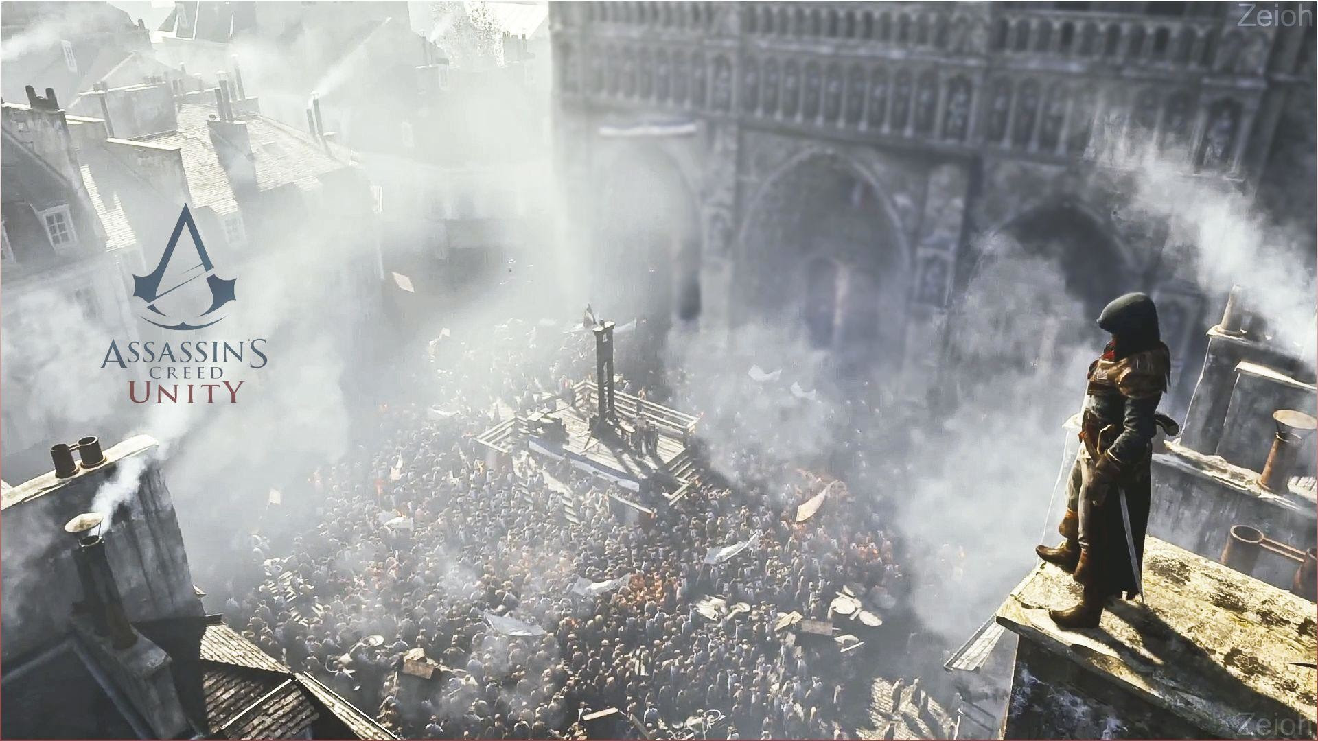 Ac Unity Wallpaper 85 Images Images, Photos, Reviews