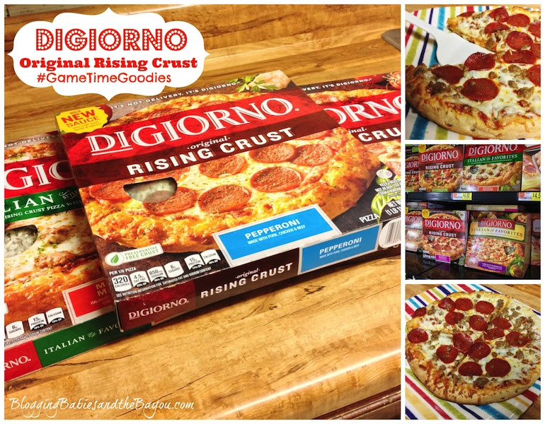 Game Day Menu Ideas: DiGiorno Pizza #GameTimeGoodies #shop ...