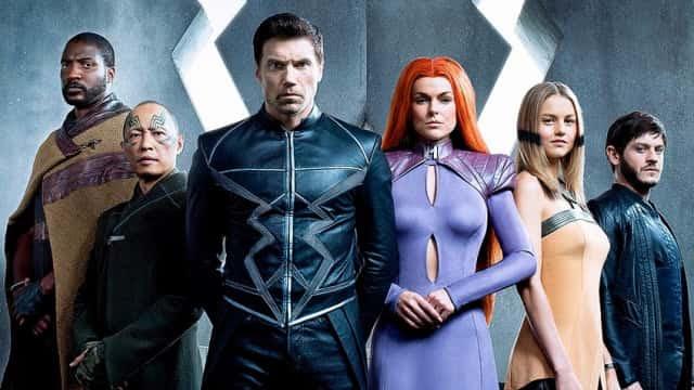 Resultado de imagem para Inhumans serie posters