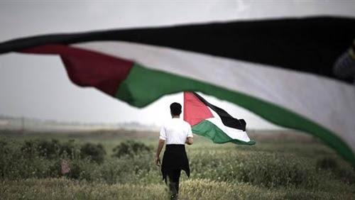 bendera palestina 1