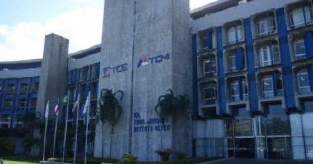 prédio do tcm-ba