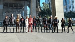 DC's Legends of Tomorrow Season 3 : Crisis on Earth-X (IV)