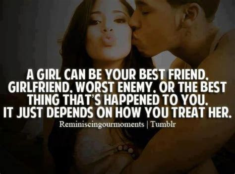 Treat A Woman Right Quotes