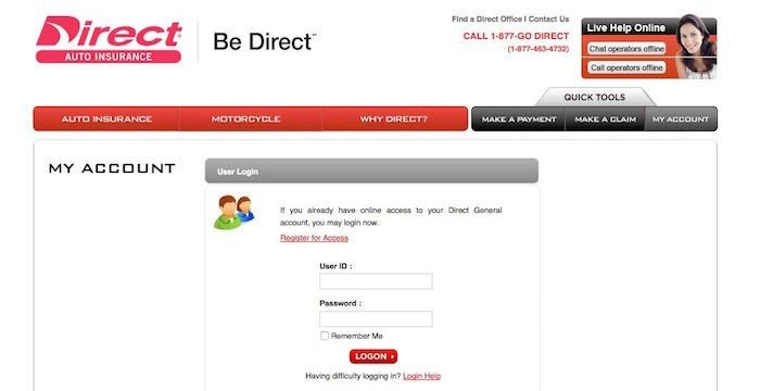 Direct General Car Insurance Near Me - LOANGCR