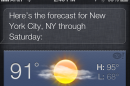 Another iPhone Fail: Siri Gives New Yorkers Weather for Texas