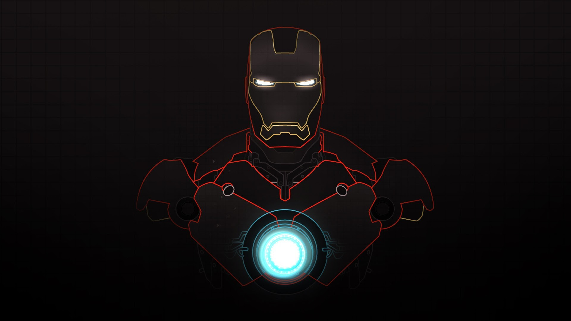 Iron Man wallpaper [1920x1080] : wallpapers