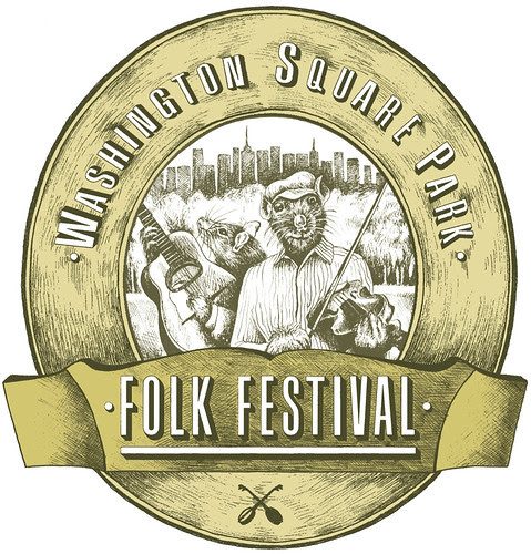 Image result for washington square park folk festival