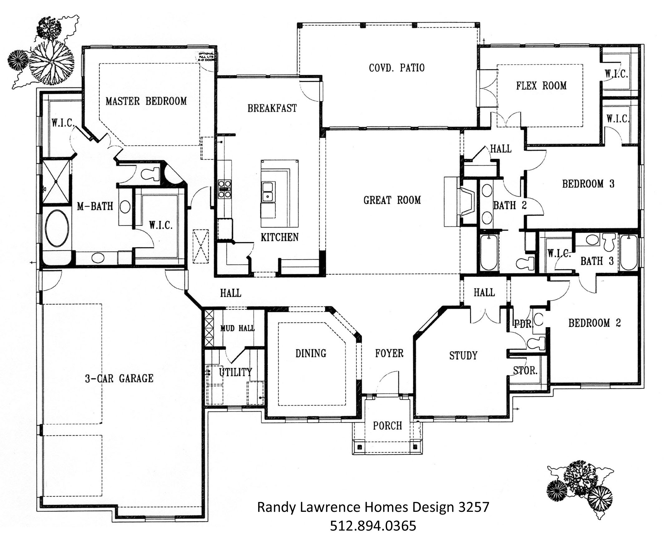 New Home Floor Plans Plan For Home Construction Love This