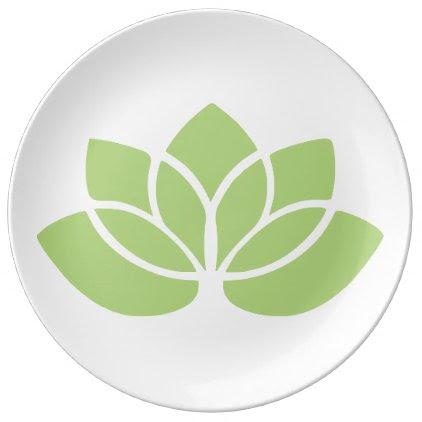 Japan Prefecture Flag. Porcelain Plate