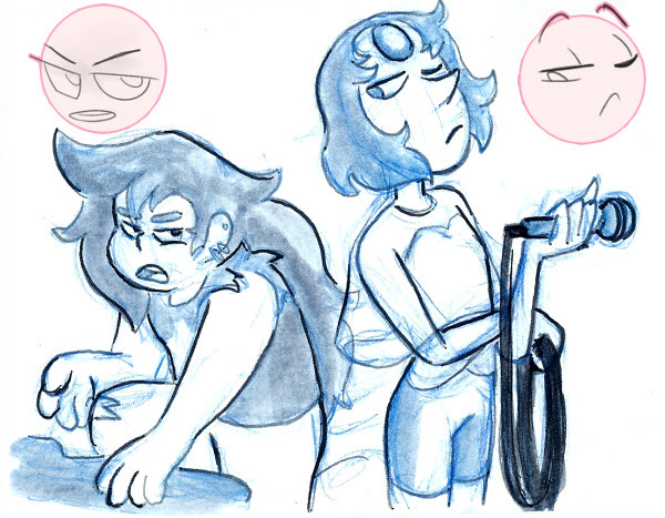 and here's some Universe faces
