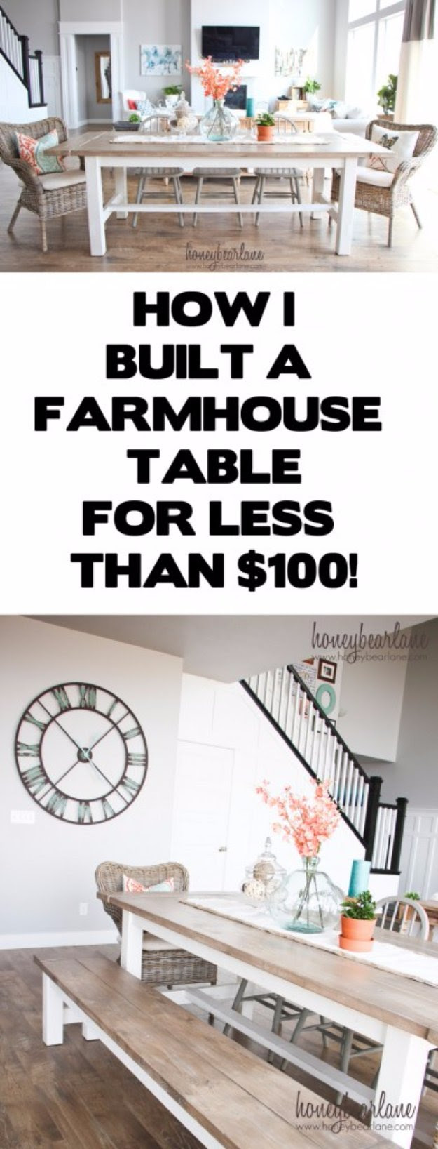 36 DIY Dining Room Decor Ideas DIY Joy