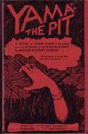 Yama: The Pit A Novel in Three Parts by Alexandre Kuprin