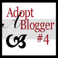 Adopt A Blogger Badge 4 - Courtesy of Dine and Dish