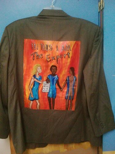 Roni Zeiger's jacket