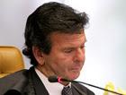 Luiz Fux (Foto: Imprensa / STF)