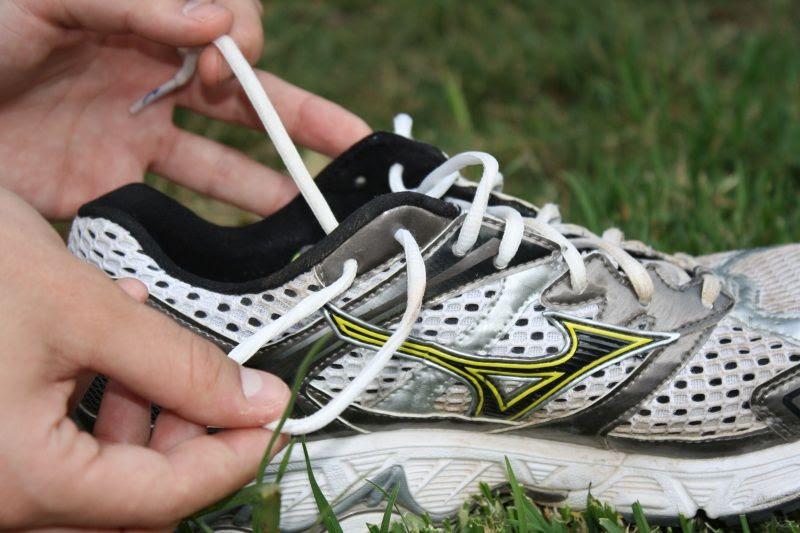 Las No De Correctamente Cobardes Deporte Zapatillas Es Correr Atarse YAcqdAW