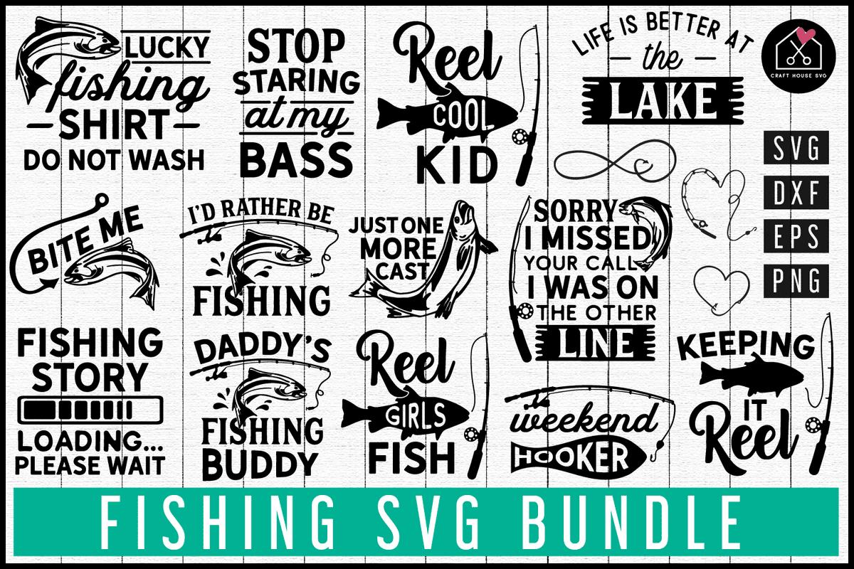 Download Fishing Svg Bundle Mb78 Craft House Svg