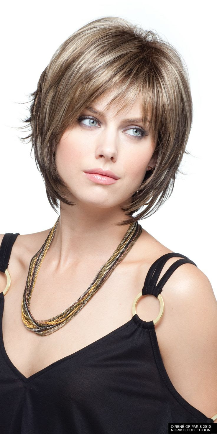 15 Fashionable Bob Hairstyles with Layers Pretty Designs | Haircuts