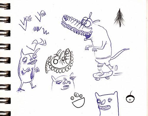 doodlen