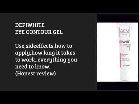 Depiwhite eye contour gel. Depiwhite Eye Contour Gel Side Effects