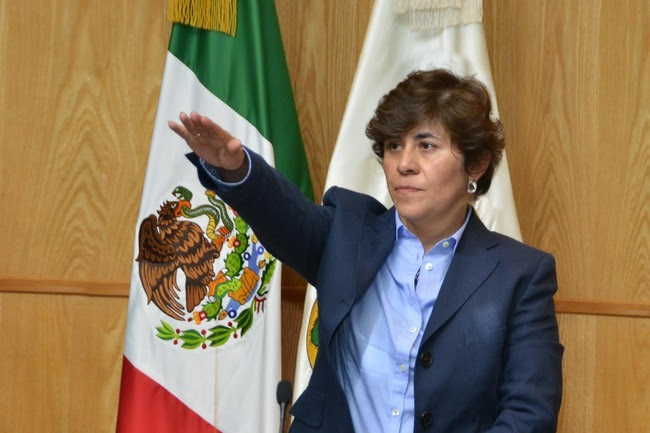 Consejera ligada a Bejarano es elegida para presidir el IEDF