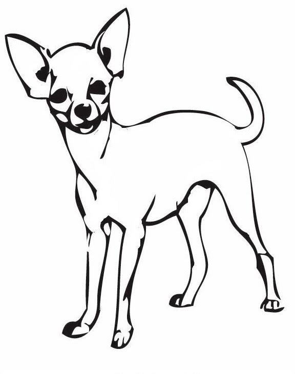 La scelta migliore disegni di cagnolini da colorare e for Cani da colorare e da stampare