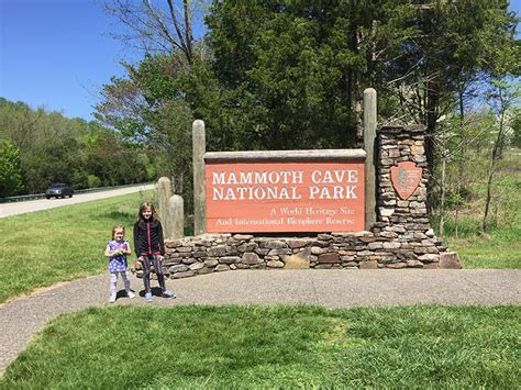 The Cheap Family's Guide to Mammoth Cave in a Day ? Cheap