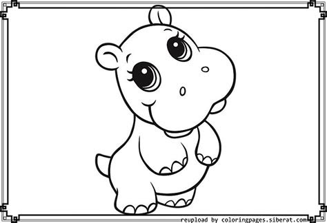 coloring book baby animals coloring pages